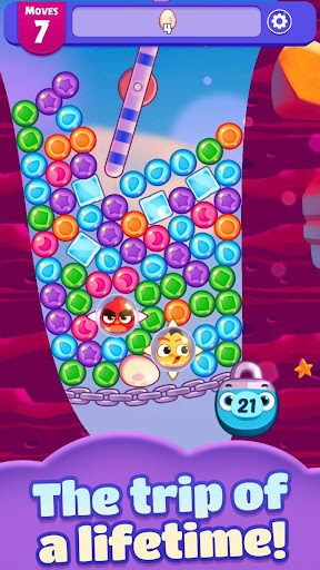 Screenshot for Angry Birds Dream Blast in United States Play Store