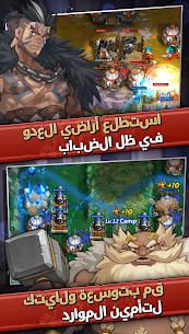 تحميل لعبة Castle Burn – RTS Revolution مهكرة الاصدار الاخير 3