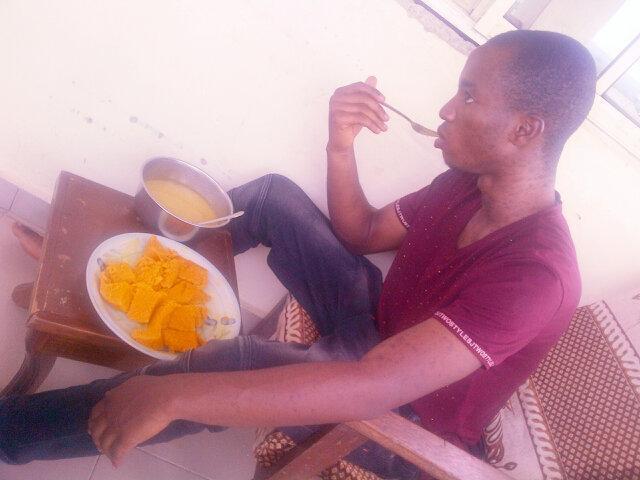 apapa ebira food