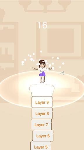 Tofu  Girl - Jump Girl 1.0.8 screenshots 5