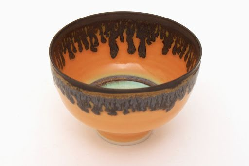 Peter Wills Ceramic Bowl 112