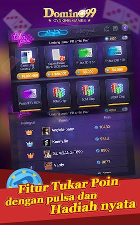 Domino QiuQiu:KiuKiu:99 1.3.3 screenshot 789127