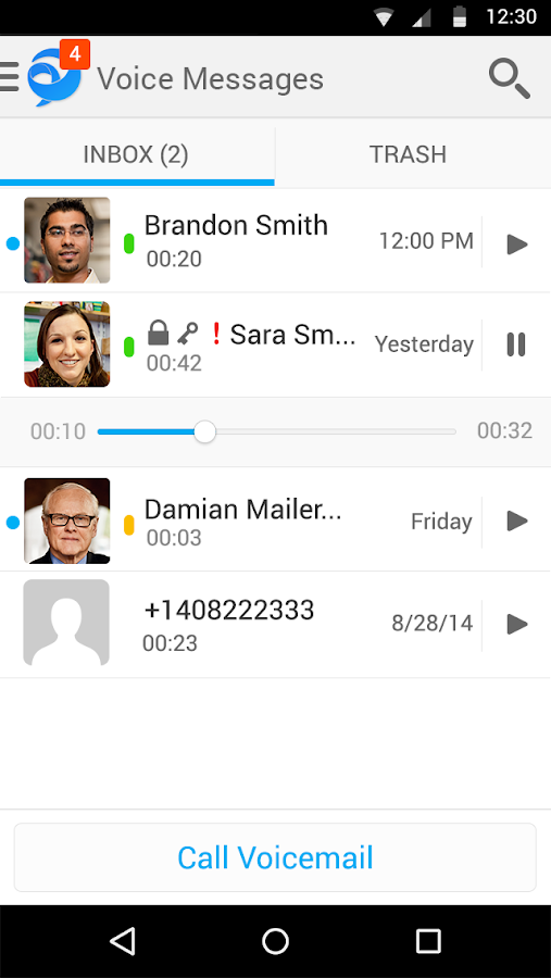Cisco Jabber- screenshot
