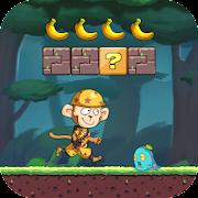 Monkey Run Adventure - Jungle Story - Banana World