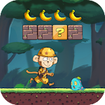 Monkey Adventure Run - Jungle Story - Banana World