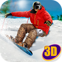 Snowboard Mountain Race icon