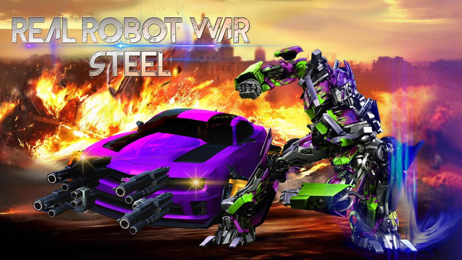 Real Robot War Steel- screenshot