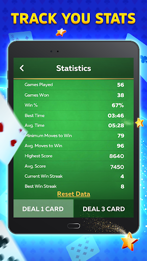 Solitaire Play u2013 Classic Klondike Patience Game 2.1.1 screenshots 10