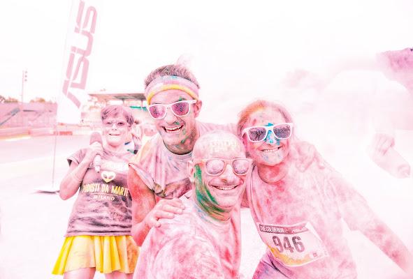 color run pink di massimo zanotti