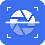 Camera Scanner App & JPG To PDF Converter Icon