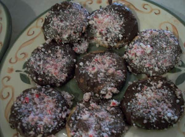 Delicate Thin Mint Cookies
