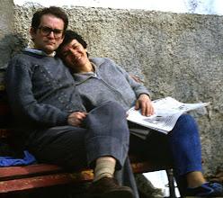 Photo: 19 Aprile 1985. Pasqua rilassante a Tiarno di sotto