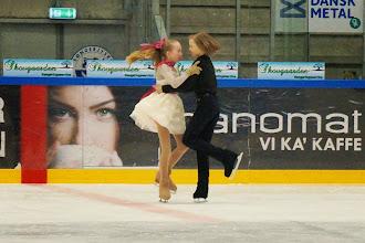 Photo: Tobias og Anna isdans