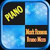 Bruno Mars Mark Ronson Piano song