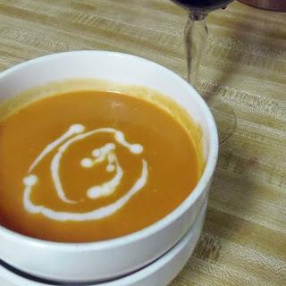 Thai Tomato & Butternut Bisque.