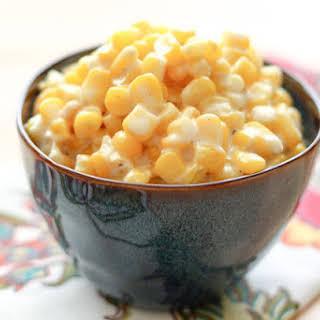 Rudy's Slow-Cooker Creamed Corn.