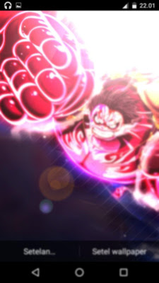 Fanart Monkey D Luffy Gear Fourth Live Wallpaper On Google Play Reviews Stats