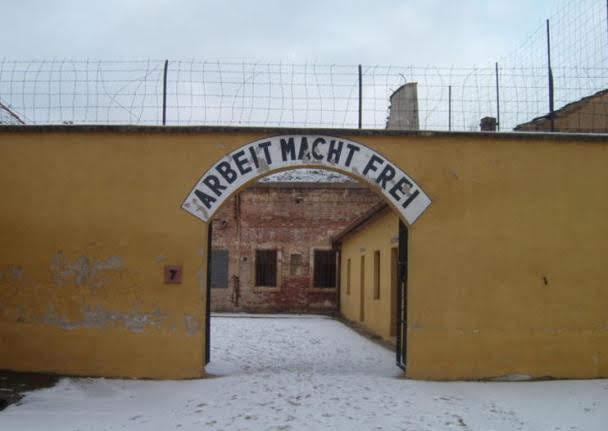 Campo de Concentração de Teresin (Theresienstadt)