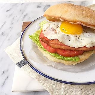 Ultiimate Egg Sandwich