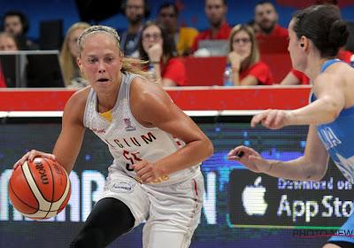 """Allemand vertrekt richting Florida voor heropstart WNBA: """"Als ik er op de bank zit, dan is het maar zo"""""""