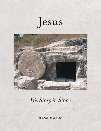 Jesus: His Story in Stone cover