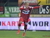Charleroi concède sa deuxième défaite de la saison à Courtrai