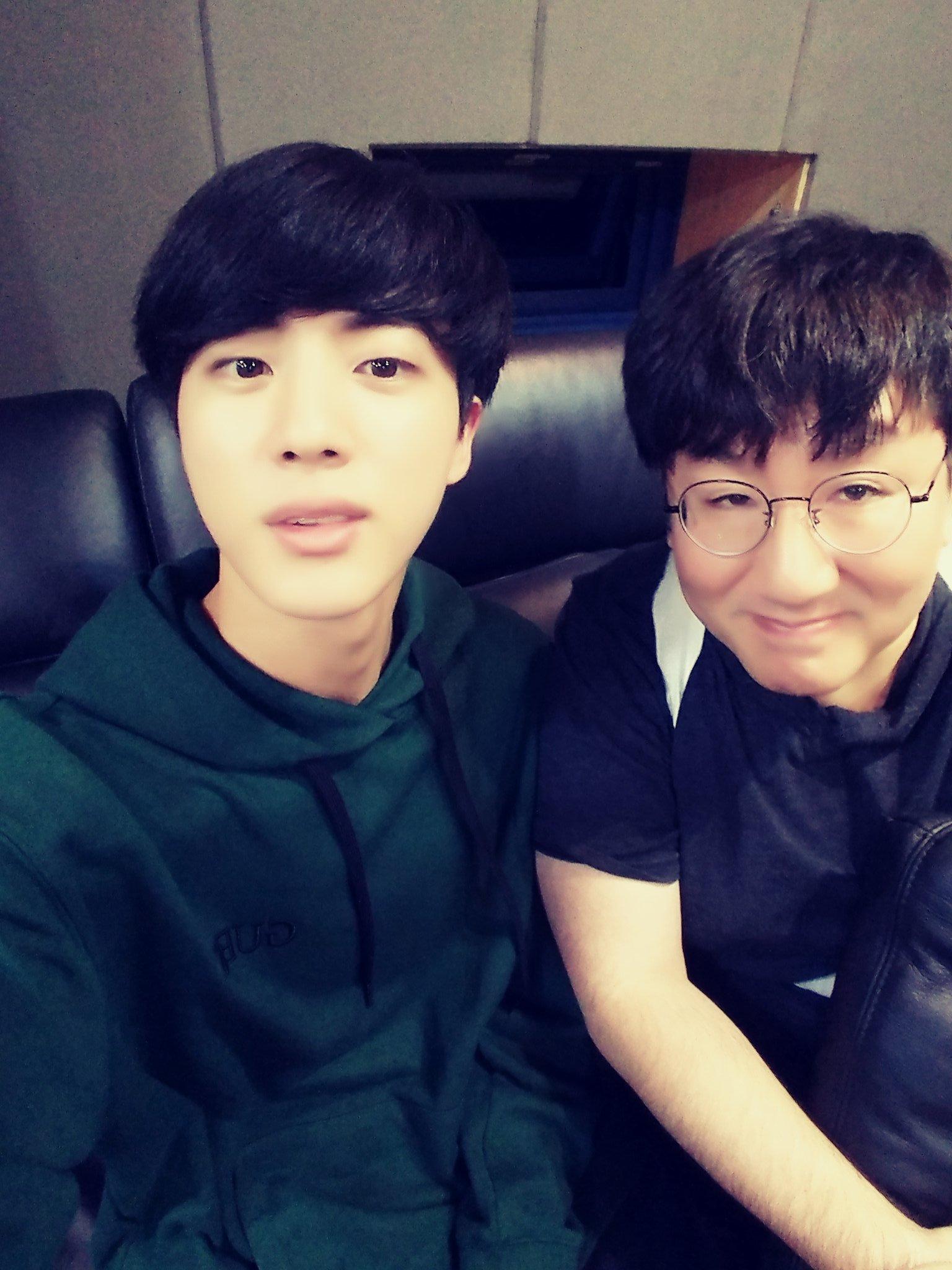 jin bang si hyuk chat concert