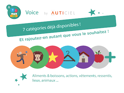 VOICE - Communiquer en images (CAA) - AMIKEO APPS- screenshot thumbnail