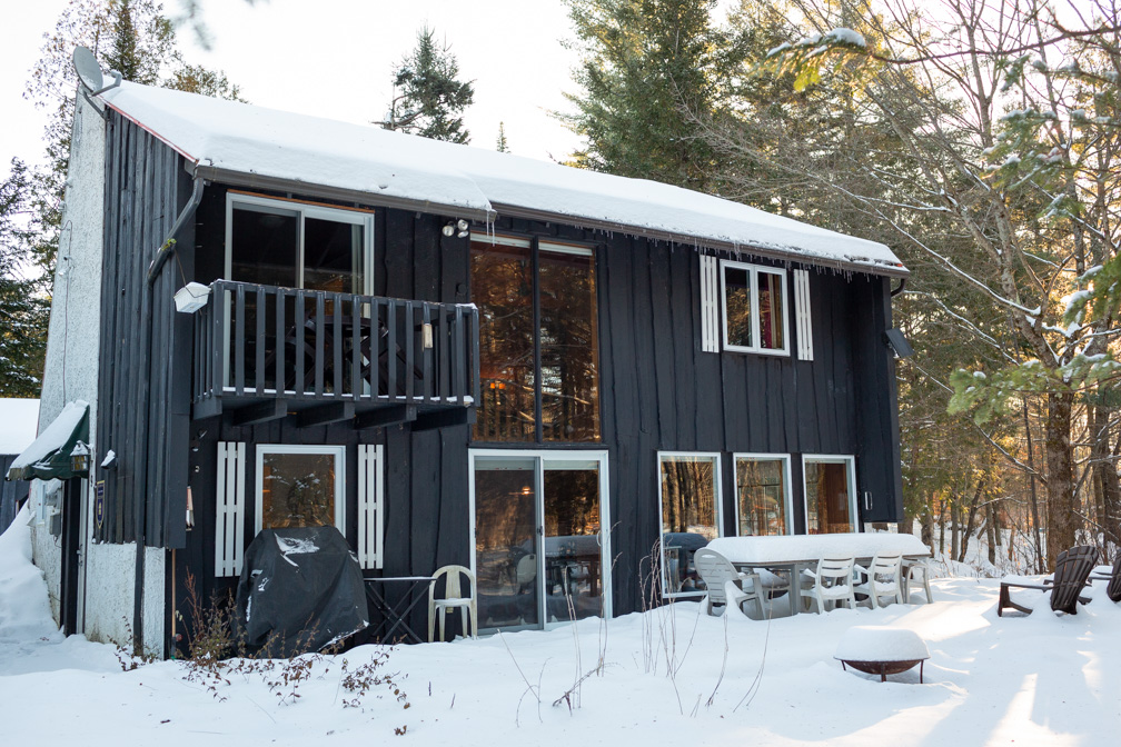 Cottages for rent for 4 people in Quebec #11