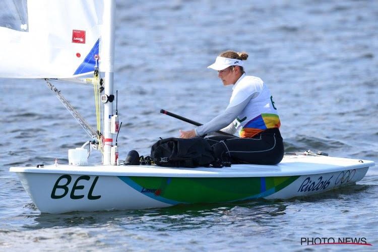 Evi Van Acker moet enkel olympische kampioene voor zich dulden na baaldag en pakt zilver op het WK