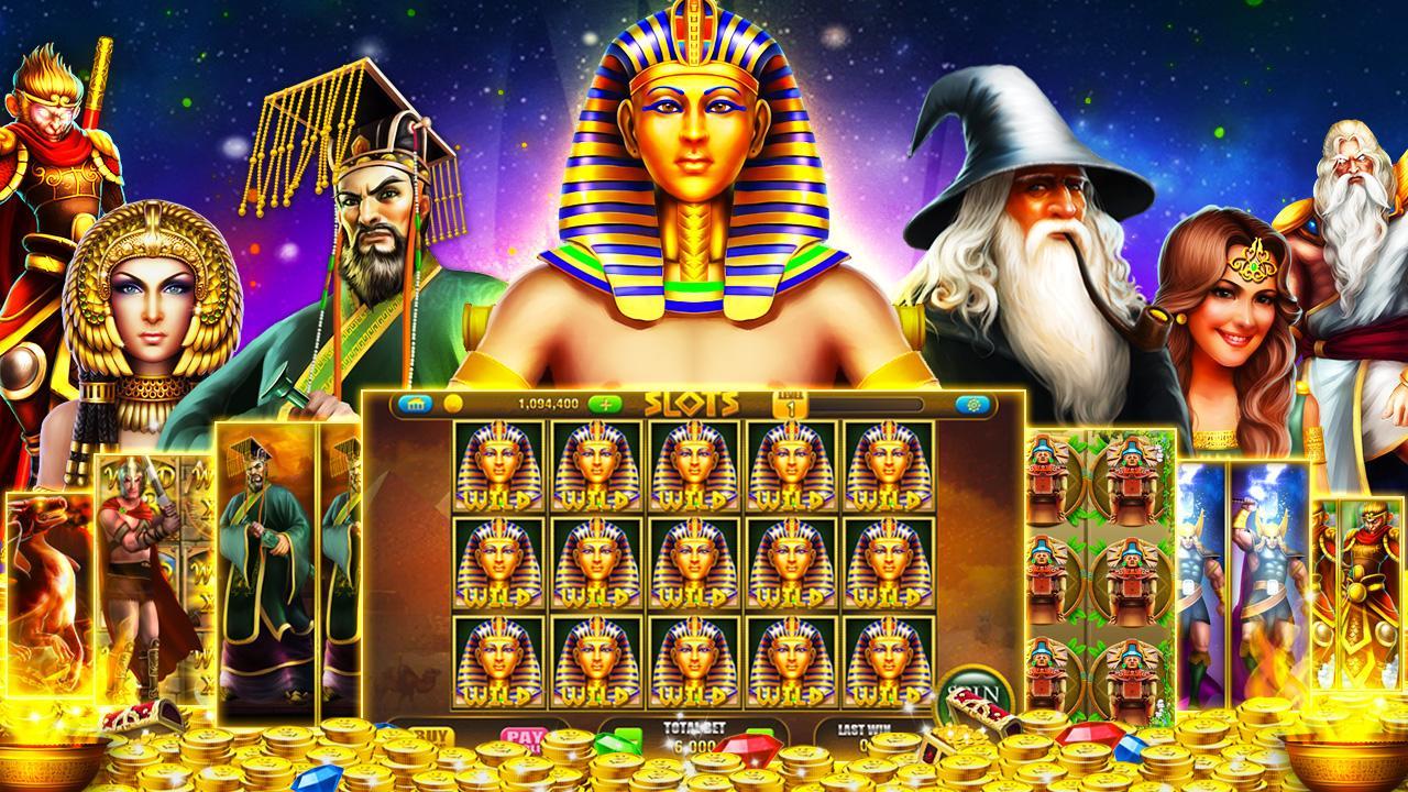 Slot Gratis Faraone