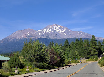 Mount Shasta City California