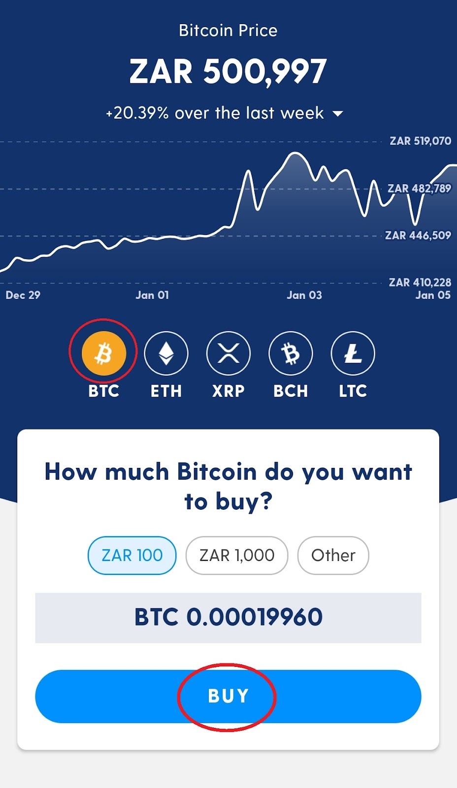 luno btc zar bitcoin trade confiavel