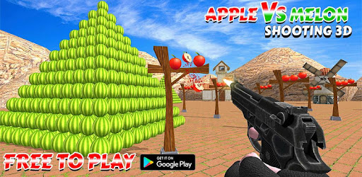 apple shooter 3d game free download