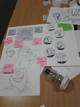 Photo: My team's GE healthcare design challenge team solution: The UltraScope