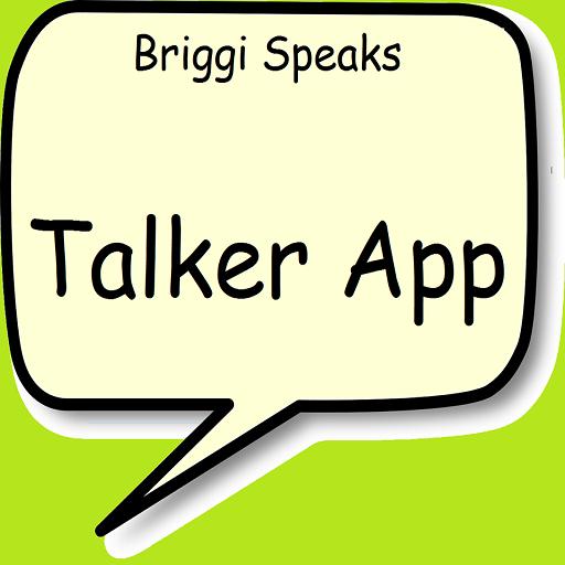 Briggi Speaks AAC Talker