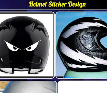 Helmet Sticker Design Android Apps On Google Play - Motorcycle helmet designs stickers