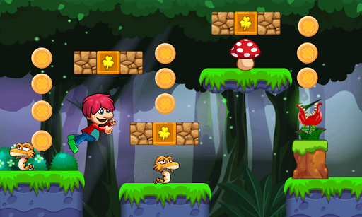 Victou2019s World - jungle adventure - super world 1.6.9 APK MOD screenshots 2
