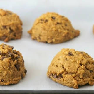 Peanut Butter Protein Cookies.