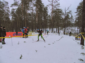Photo: Кирилл Горев на финише