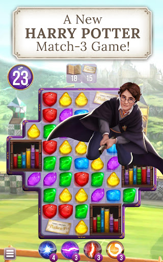 Harry Potter: Puzzles & Spells 21.0.482 screenshots 2