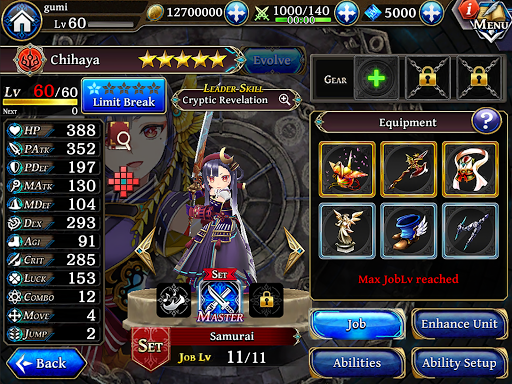 THE ALCHEMIST CODE 1.4.2.0.191 screenshots 20