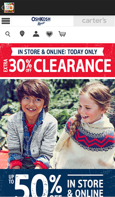 Online Shopping for Kids - screenshot