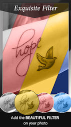 Tattoo Name On My Photo Editor APK screenshot thumbnail 4