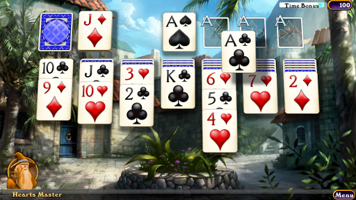 Hardwood Solitaire Free - screenshot