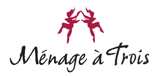 Logo for Menage a Trois Red Blend