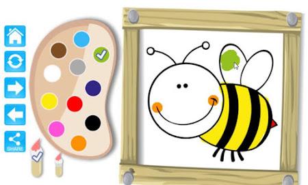 Easy Coloring Book For Kids 1.0.0 screenshot 2072821