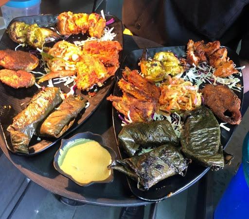 Hooked Seafood Restaurant menu 1