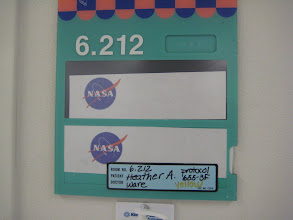Photo: Nameplate on my room