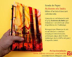 Photo: Sondes de Paper : Activem els Buits, Sonda local de Manresa